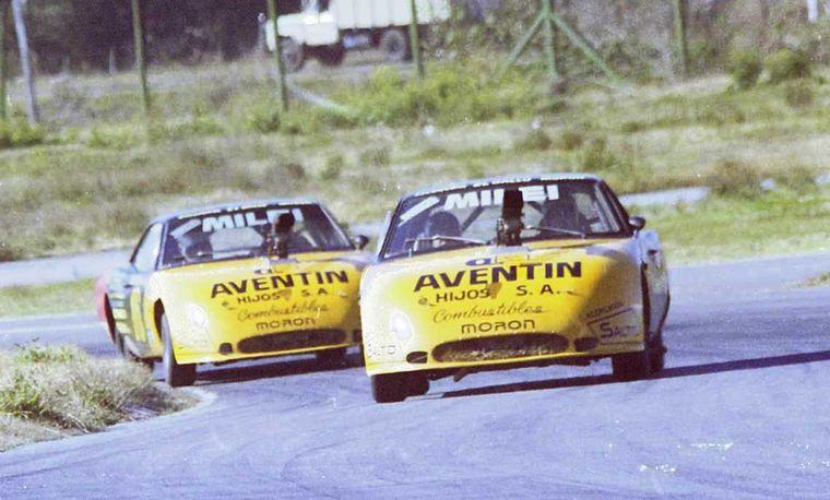 FOTO: Franciasco Espinoza (Chevrolet) tercero en 1979, a la postre Campeón.