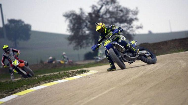 FOTO: El team Yamaha ya anunció que no tendrá a Rossi en su escuadra 2021