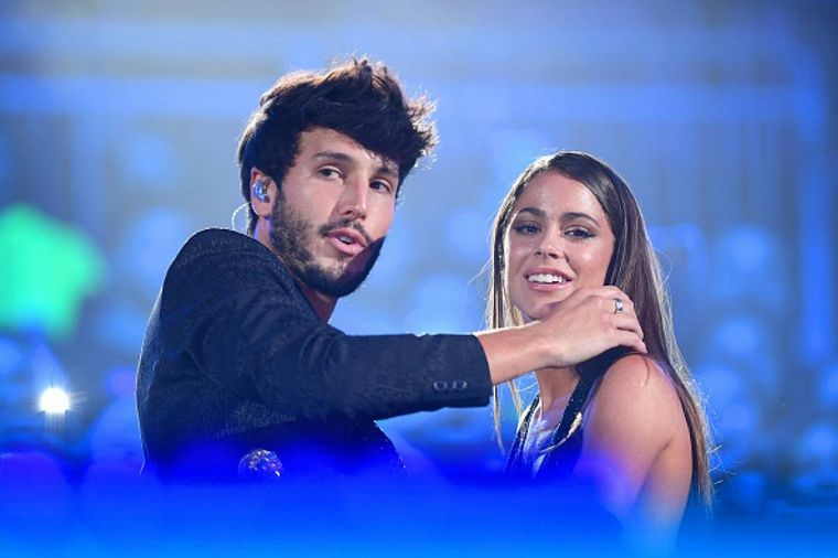 ¿Tini y Sebastián Yatra terminaron por culpa de Danna Paola?