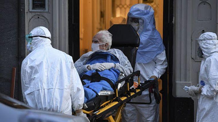 FOTO: Sigue creciendo el número de infectados y de víctimas fatales en el país.