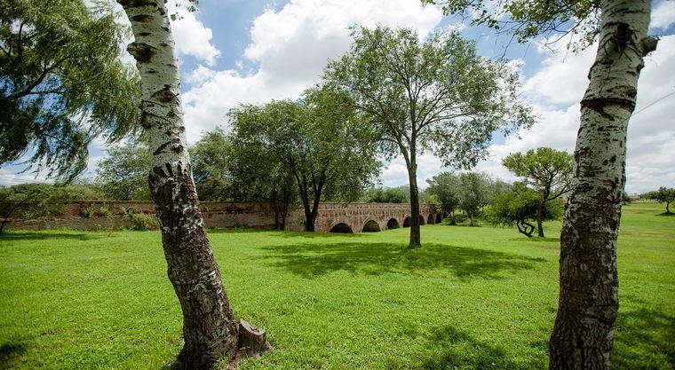 FOTO: Parque La Cañada II, de Manantiales
