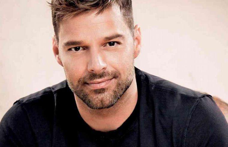 FOTO: Ricky Martin celebró su cumpleaños en familia.