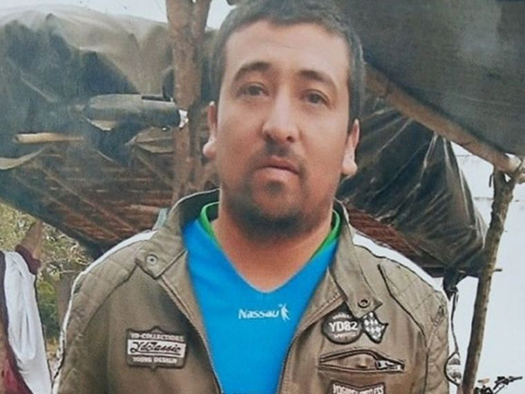 FOTO: Luis Espinoza, el trabajador rural que hallaron muerto en Catamarca.