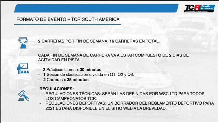 FOTO: TRC, una plataforma única mundial, en Sudamérica desde Abril 2021.