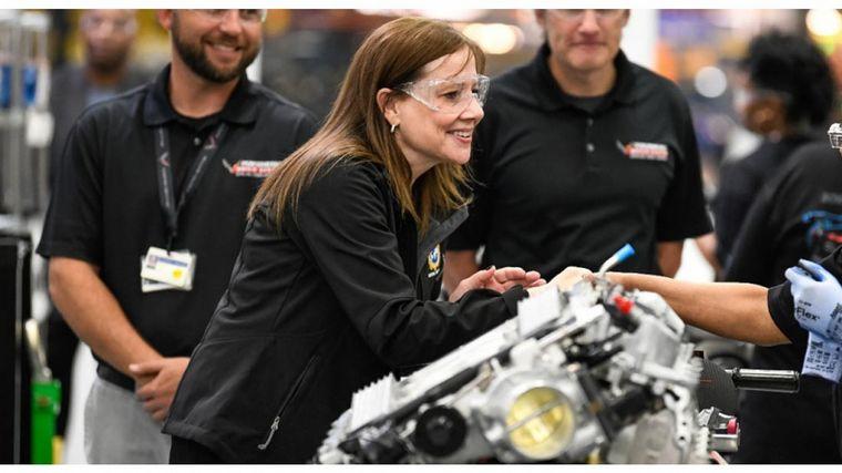 FOTO: La CEO de General Motors cree que la reducción de costos de la crisis será permanente