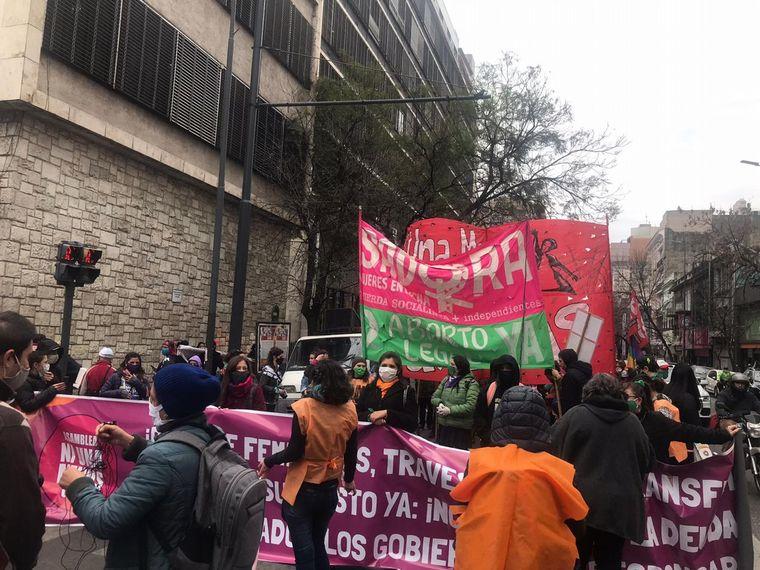 AUDIO: Marcha en Córdoba de Ni Una Menos en contra de la violencia