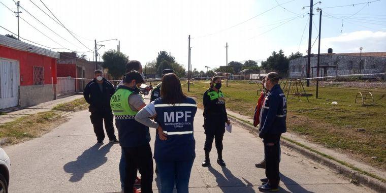 AUDIO: Un policía fue asesinado cuando intentaron robarle su moto en Tucumán