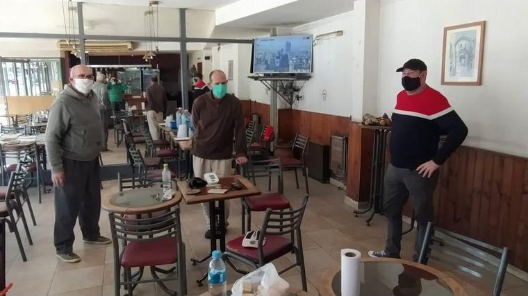 AUDIO: El Bar Oviedo de Villa Allende se prepara para reabrir.