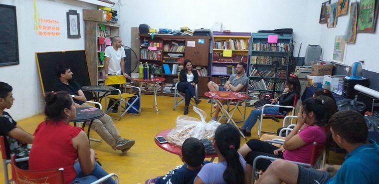 FOTO: La Fundación Igualar, nacida de la solidaridad de Komar.