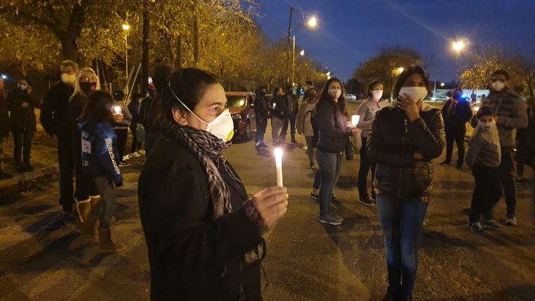 AUDIO: Vecinos reclaman justicia por la muerte de Silvia Apaza
