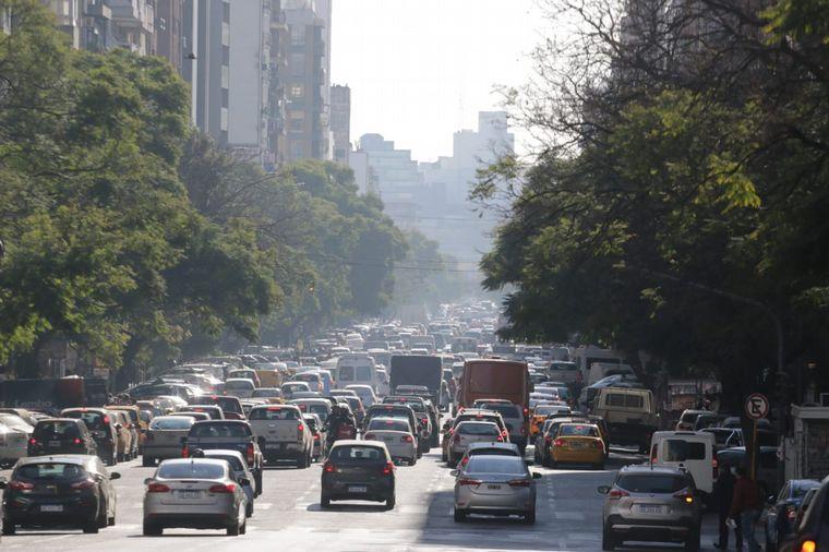 AUDIO: Se normaliza el tránsito en el Centro de Córdoba tras protestas
