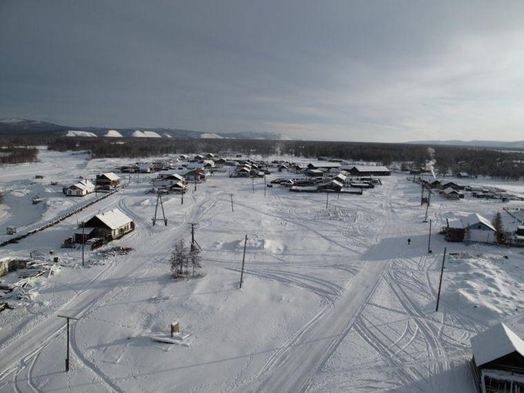 FOTO: Oymyakon, la ciudad más fría del mundo