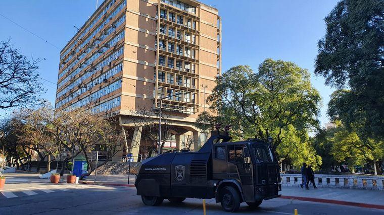 AUDIO: Cuarto intermedio hasta el lunes entre la Municipalidad de Córdoba y el Suoem