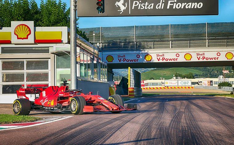 FOTO: Fiorano no sería el escenario de la prueba de Ferrari, la próxima semana