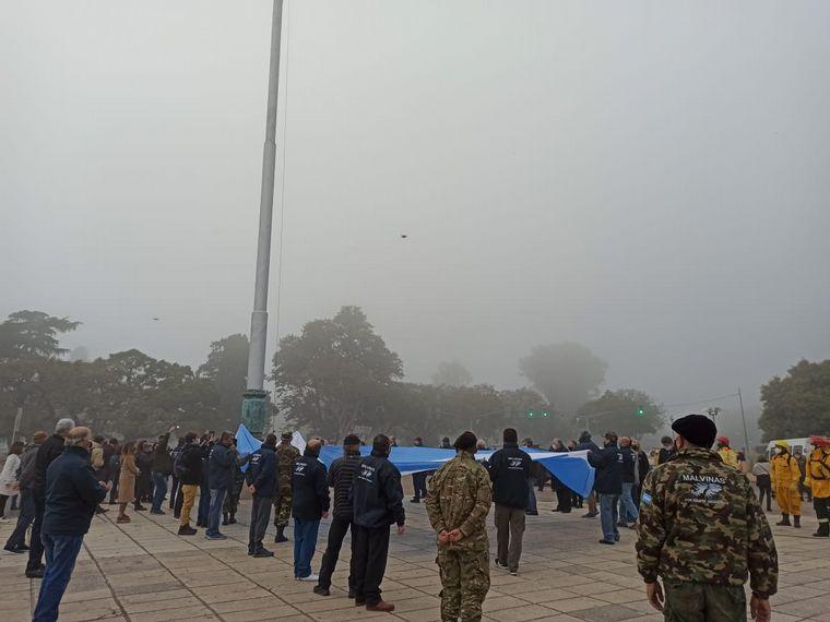 FOTO: Rosario celebra un nuevo Día de la Bandera.