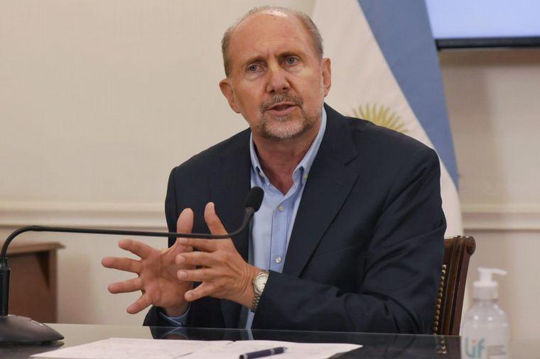 AUDIO: El gobernador de Santa Fe, Omar Perotti, anunció nuevas restricciones en la provincia