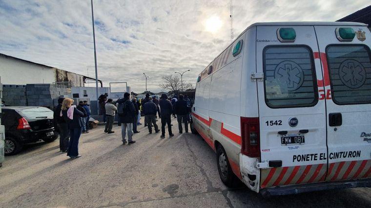 FOTO: Operativo de testeos por el empleado municipal contagiado de coronavirus en Córdoba