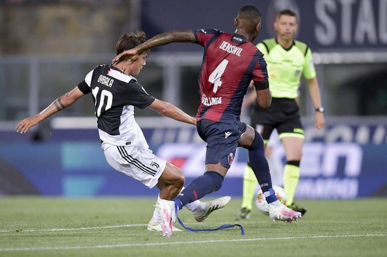 FOTO: Dybala anotó un golazo para Juventus.