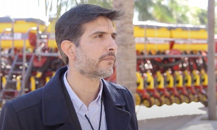 AUDIO: Marcos Blanda, secretario de Agricultura de Córdoba