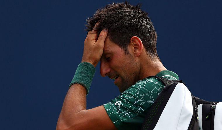 Djokovic tiene Covid-19 - Tenis - Cadena 3 Argentina