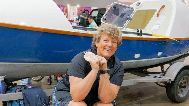 FOTO: El cuerpo de Angela Madsen fue encontrado en el Pacífico.