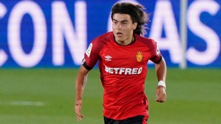 FOTO: Luka Romero es mexicano, pero eligió jugar para Argentina, de donde son sus padres.