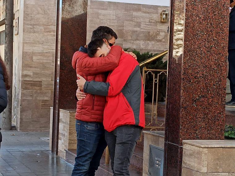 FOTO: Sentida despedida a Hermes Binner en Casilda.