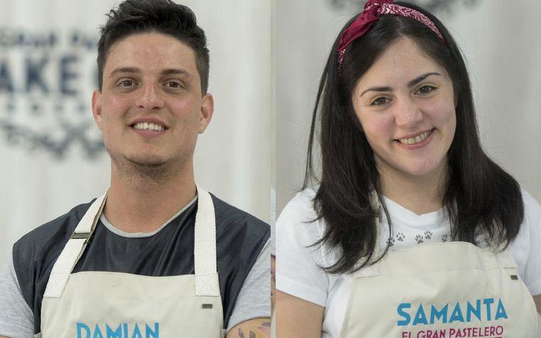 FOTO: Samanta, Agustina y Damián se disputaron la primera parte de la gran final