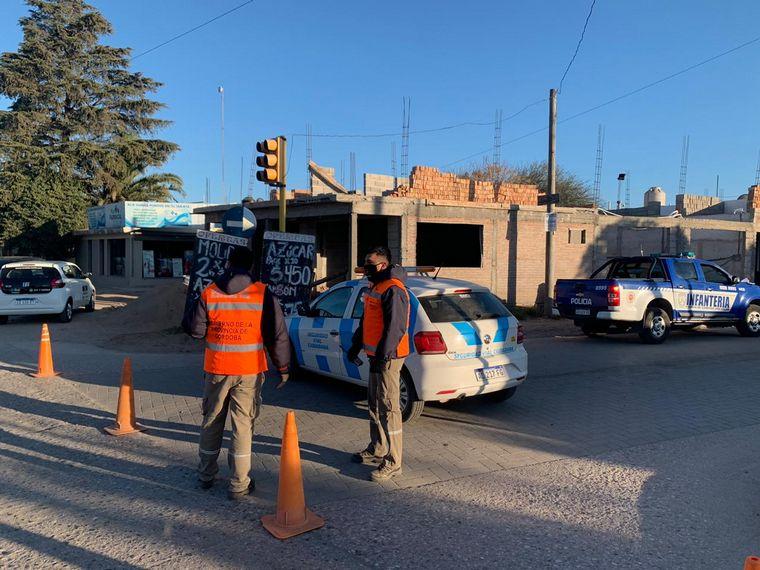 FOTO: Alarma en Malvinas Argentinas por un caso fatal de Covid-19.
