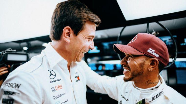 """FOTO: """"Habrá una pelea muy estrecha entre nosotros y Red Bull"""", anticipa Toto Wolff"""