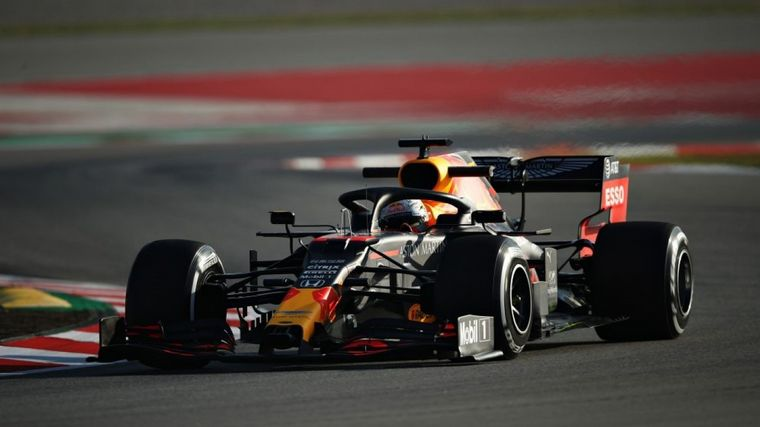 FOTO: Muchos, opinan que Verstappen será un duro desafío para Hamilton
