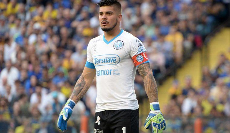 AUDIO: Lucas Acosta asegura que se fue de Belgrano