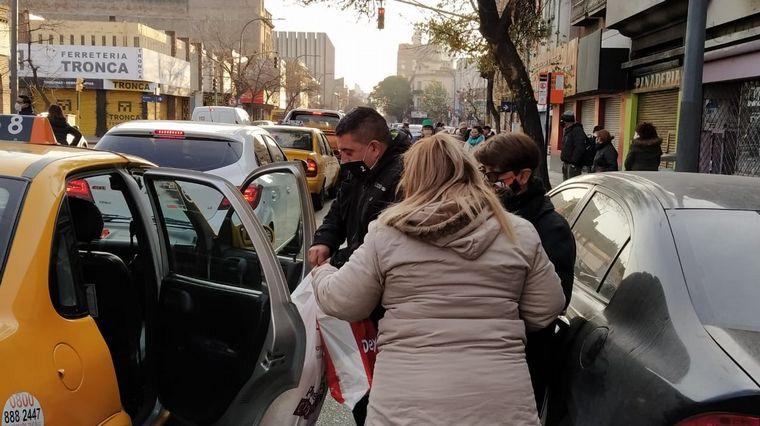 AUDIO: Los taxistas pararán el próximo miércoles en Córdoba