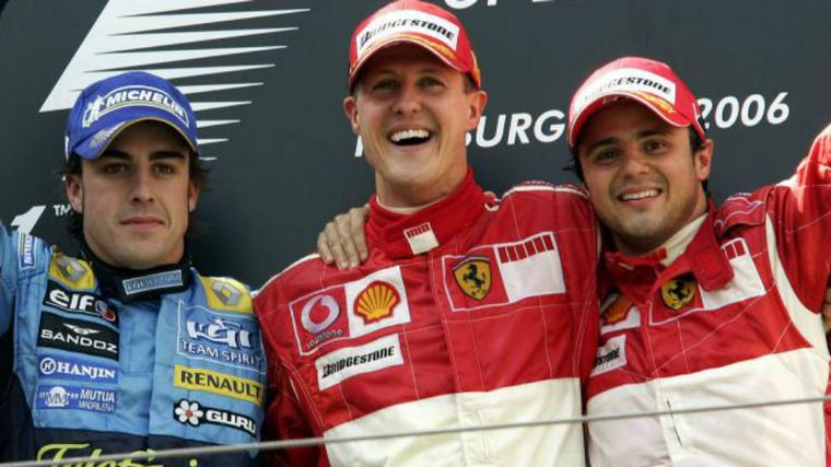 FOTO: Aseguran que Michael Schumacher sufre un grave deterioro en su salud.