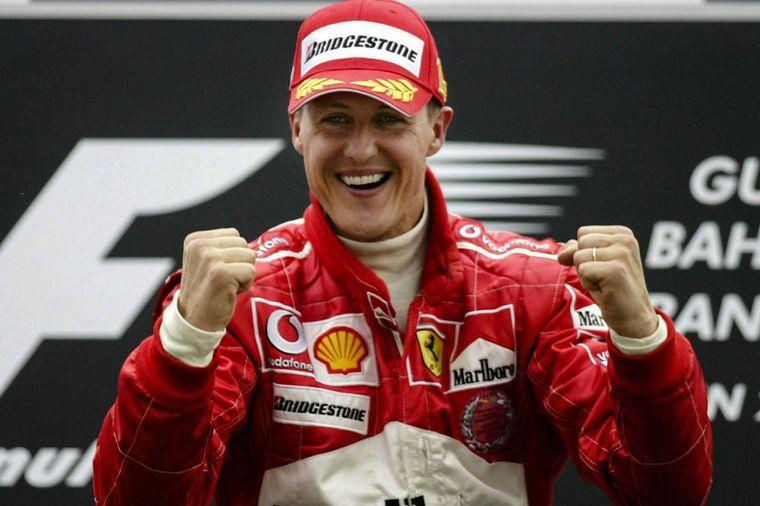 FOTO: Michael Schumacher fue siete veces campeón de la Fórmula 1.