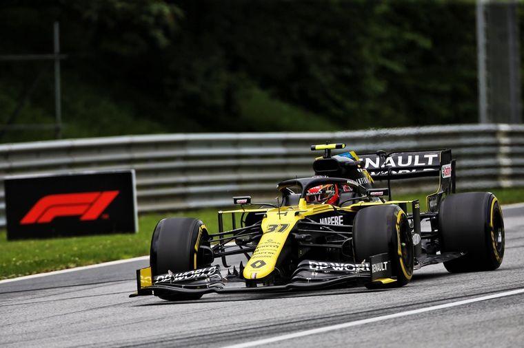 FOTO: Alonso vuelve a la F1 con Renault F1 Team en 2021