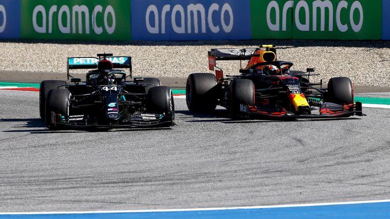 FOTO: En Red Bull piensan que el RB16 es un auto que nació bien y puede dar lucha