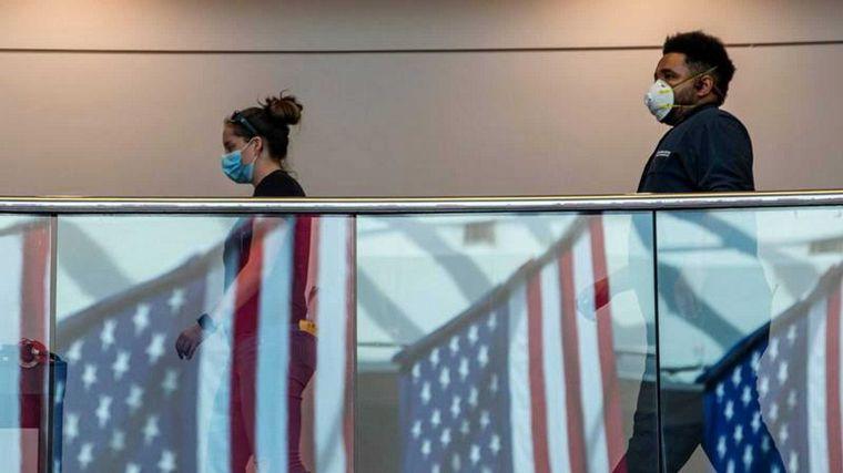 FOTO: Estados Unidos bate récords de contagios en un día: más de 60 mil.