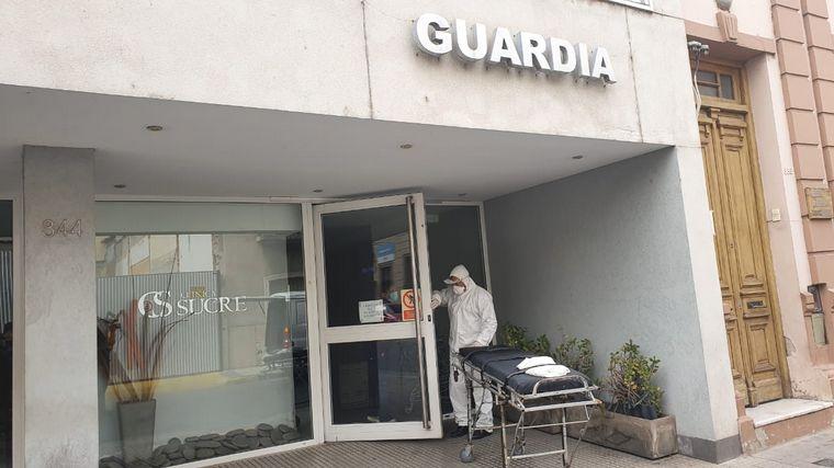 AUDIO: Son 11 los contagiados por el brote en la Clínica Sucre