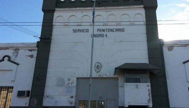 FOTO: Cinco presos de la cárcel de Bahía Blanca dan positivo (FOTO: La Nueva Provincia)