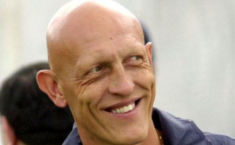 FOTO: Oscar Dertycia, ex delantero de Instituto (1982 - 1988).