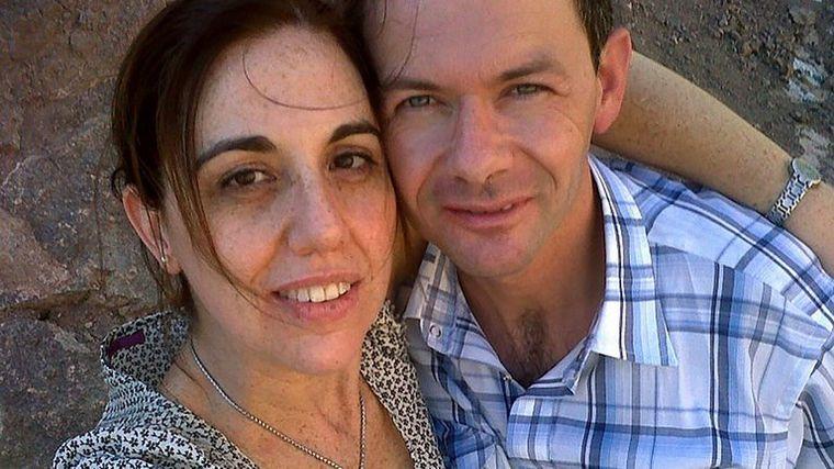 FOTO: Romina es hermana de Julián y le ofreció su vientre para que pueda tener una hija.