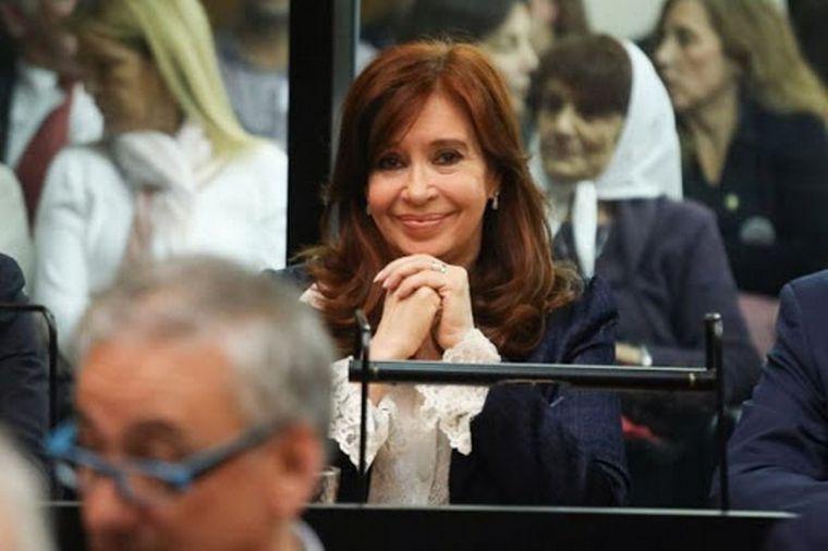 FOTO: La ex presidenta se refirió al tema de los ataques rurales.