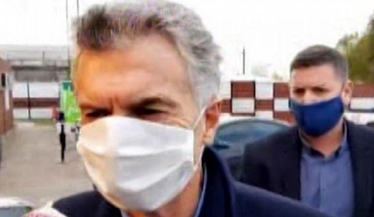 Macri viajó a Paraguay y almorzará con el expresidente Cartés