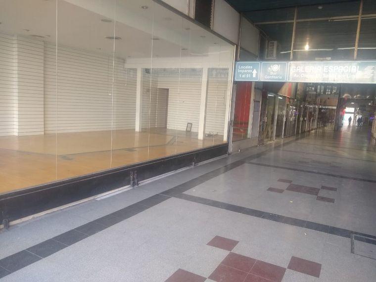 AUDIO: Preocupa la situación de las galerías del centro de Córdoba