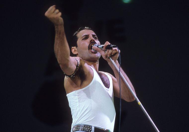 FOTO:  Día Mundial del Rock: El día que Queen hizo historia en el Live Aid.