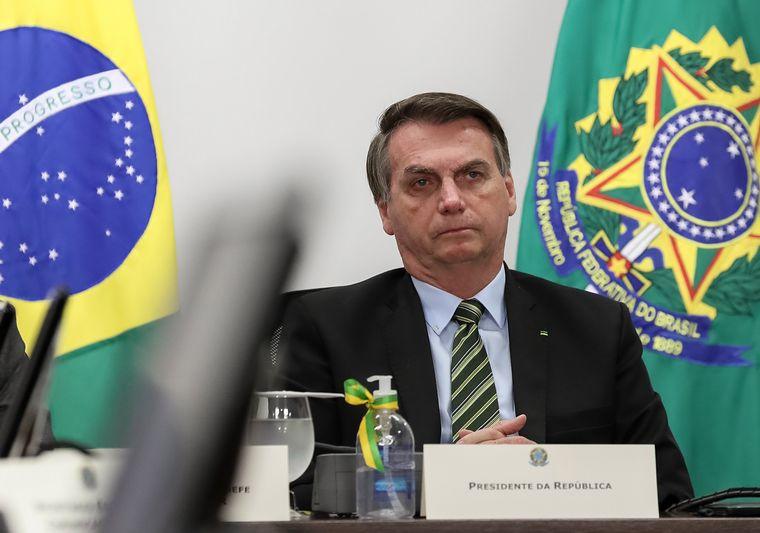 FOTO: Polémicas declaraciones de Bolsonaro vuelven a tensar la relación con Argentina.