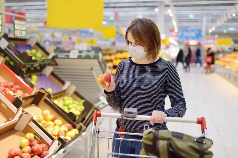 FOTO: Cayeron las ventas en los supermercados entre un 5% y 7% en el segundo trimestre.