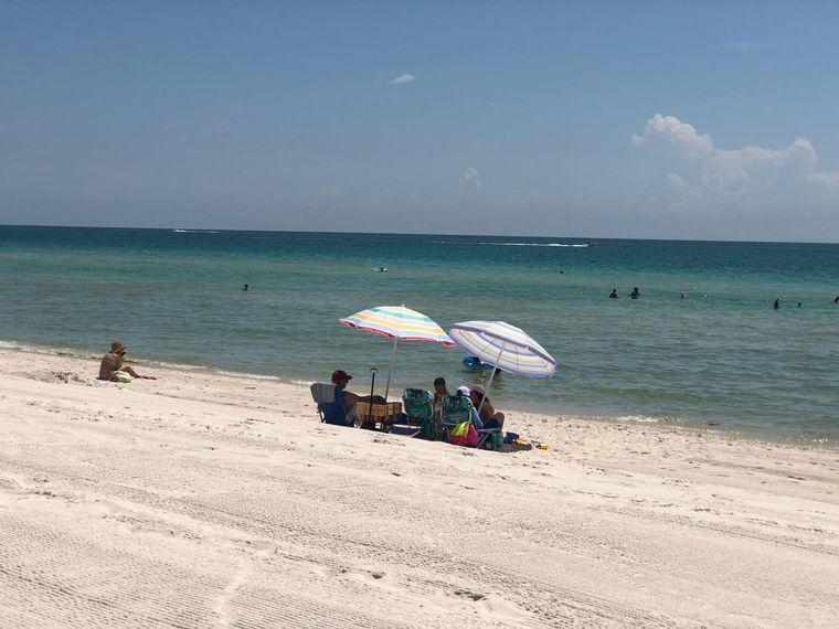FOTO: Coronavirus en Estados Unidos: así lucen las playas de Miami en plena pandemia