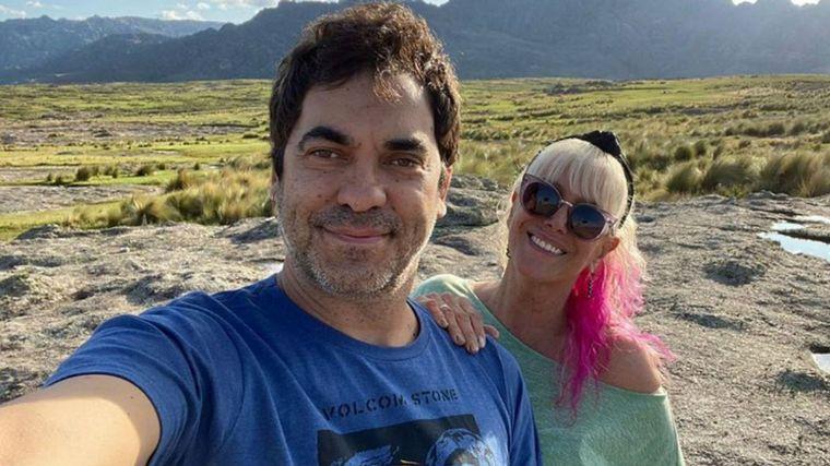 FOTO: Valeria Lynch confesó que ya convive con Mariano Martínez.